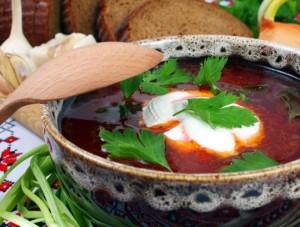 русская кухня в нашей сауне